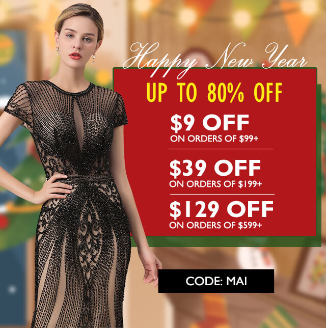 new year prom dress sale