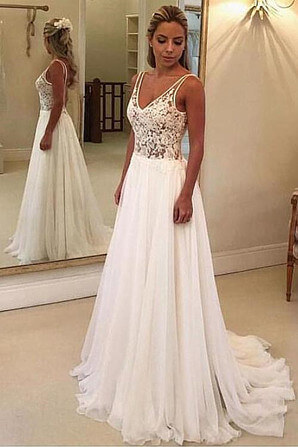 50% wedding dress