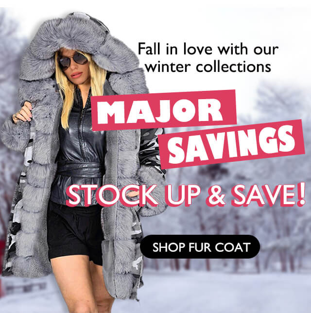 fur coat winter collection