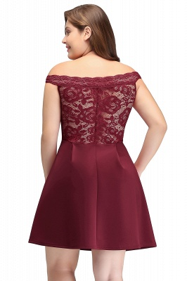 plus size homecoming dress Lace